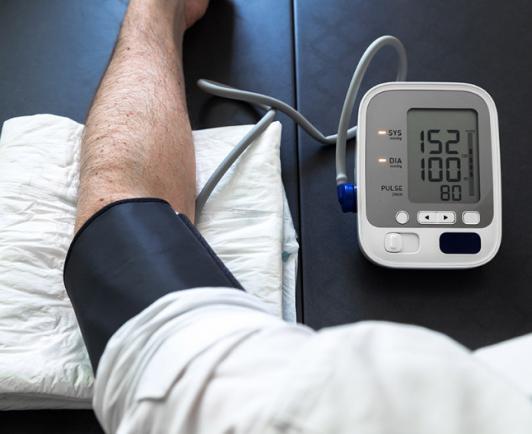 Hypertension artérielle et ostéopathie  Jette